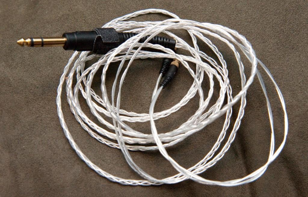 HiFiMAN HE-500 box cable