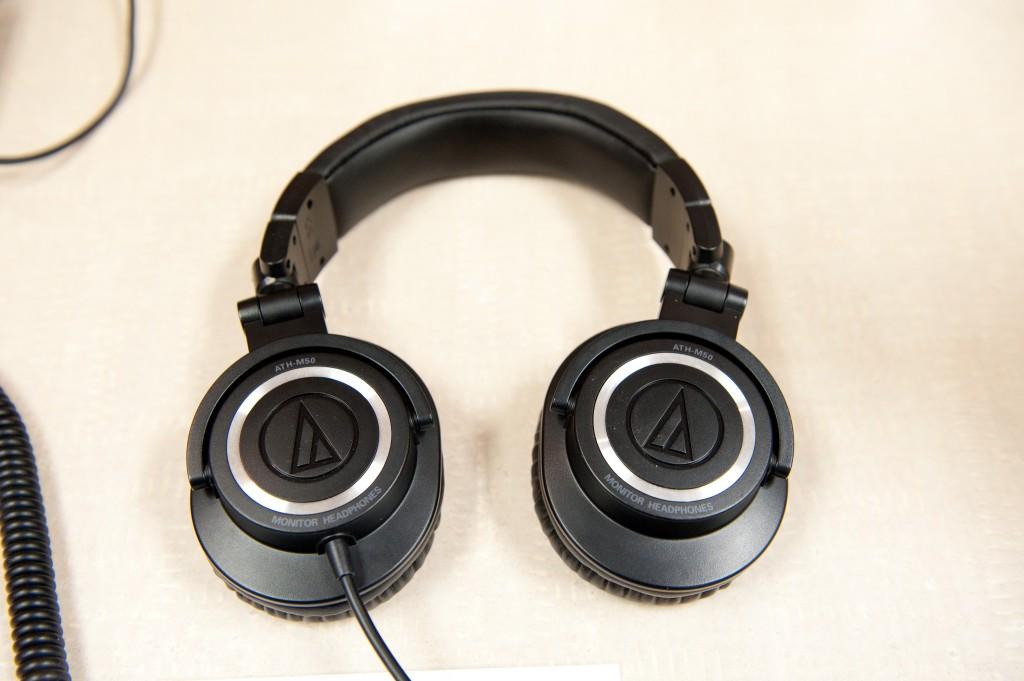 Audio Technica M-50 Flat